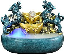 dhcsf Tabletop Fountain Creative Tabletop Water