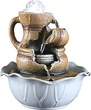 dhcsf Tabletop Fountain Tabletop Water Fountain -