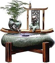 dhcsf Tabletop Fountain Zen Tabletop Fountain