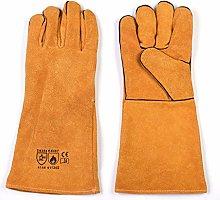 DHFDHD Glove Versatile Welding BBQ Oven Gloves