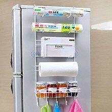 DHOUTDOORS Fridge Hanging Rack Shelf Refrigerator