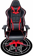 DHTOMC Adjustable Gaming Chair with High Backrest