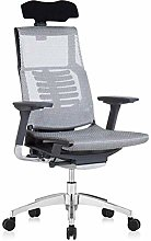DHTOMC Ergonomic Office Chair with Aluminium Alloy