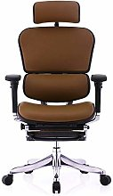 DHTOMC Ergonomic Office Chair with Rotating