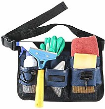 DHTOMC Utility Tool Pocket Garden Tool Belt Bag