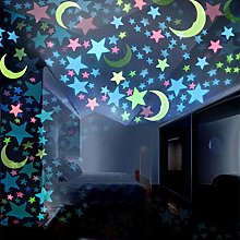 Diadia Removable Mural Stickers Wall Stickers Glow