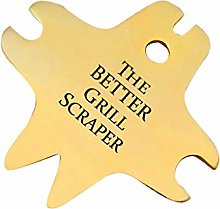 Diadia The Better Grill Scraper Barbecue Cleaning