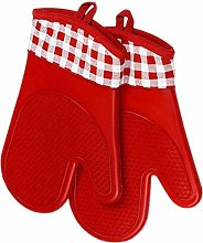 DIAK 1 pair of oven gloves, heat-resistant up to