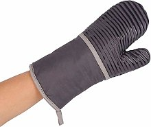 DIAK 1pc oven gloves, with cotton lining and