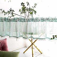 DIAK kitchen curtain panel curtains soft, bistro