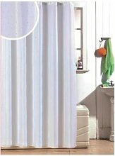 Diamante Polyester Shower Curtain 1800mm x 1800mm