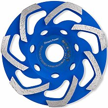 Diamond Grinding Cup Wheel 125 mm for Marble