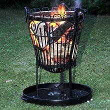 Diann Fire Pit Belfry Heating