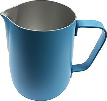 Dianoo Milk Pitcher, Stainless Steel Milk Cup,