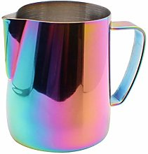 Dianoo Stainless Steel Milk Frothing Pitcher