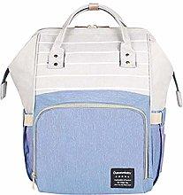Diaper Bag Large Capacity Travel Backpack Mom Care