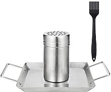 Dibiao Can Chicken Holder for Grill Stainless