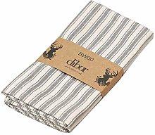 Dibor Cloth Napkins, Set of 2, Machine Washable