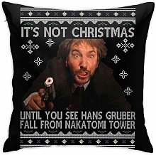 Die Hard Its Not Christmas Unil Hans Gruber Falls