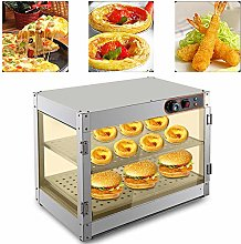 DIFU Warming Container Food Warmer with 2