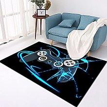 Digital 3D Printed Game Handle Series Carpet