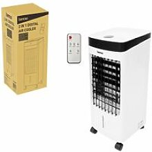 Digital Air Coolers with Remote Control / 4L and