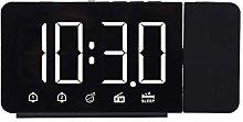 Digital Alarm Clock Desk Clock Electronic Desk