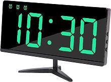 Digital Alarm Clock, LED alarm clock LED with 4