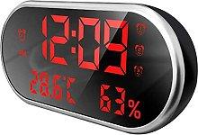 Digital Alarm Clock, With Premium Hd Sound Stereo
