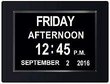 Digital Alarm Clocks, Heqiao Alzheimers Dementia
