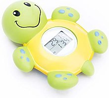 Digital Baby Bath Thermometer, Turtle Shape LED