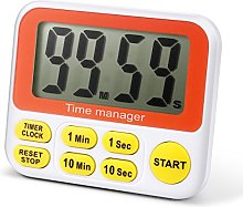Digital Countdown Kitchen Timer - AIMILAR Count Up