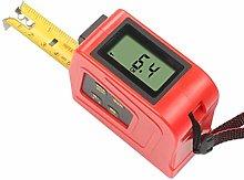 Digital Display Distance Measuring Measure Tape, 5