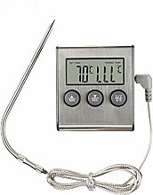 Digital Food Kitchen Oven Thermometer Probe for