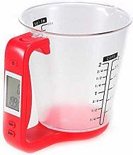 Digital Food Scales Measuring Cup Scales with LCD