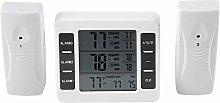 Digital Fridge Thermometer, Wireless Fridge