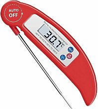 Digital Instant Read Meat Thermometer, Ultra Fast