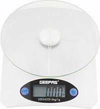 Digital Kitchen Scale Geepas