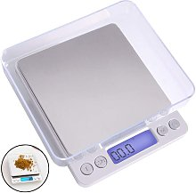 Digital kitchen scale, letter scale, household