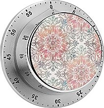 Digital Kitchen Timer Magnetic Alarm Clock, autumn
