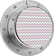 Digital Kitchen Timer Magnetic Alarm Clock,