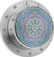 Digital Kitchen Timer Magnetic Alarm Clock, Cute