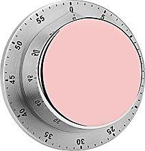 Digital Kitchen Timer Magnetic Alarm Clock, Light