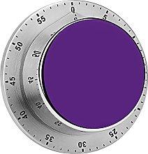 Digital Kitchen Timer Magnetic Alarm Clock, Royal