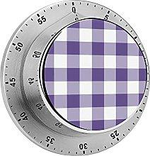 Digital Kitchen Timer Magnetic Alarm Clock, Ultra
