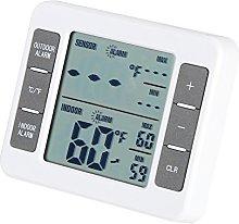 Digital LCD Wireless Indoor / Outdoor Refrigerator
