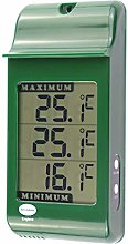 Digital Max Min Greenhouse Thermometer - Monitor