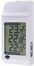 Digital Max Min Thermometer with Large Display in