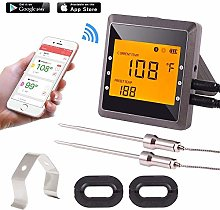 Digital Meat Thermometer, Aidmax Pro03, Bluetooth