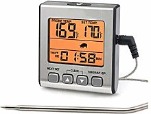 Digital Meat Thermometer BBQ Kitchen Cooking